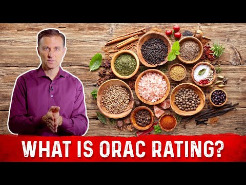 What is ORAC (Oxygen Radical Absorbance Capacity): Antioxidant Rating