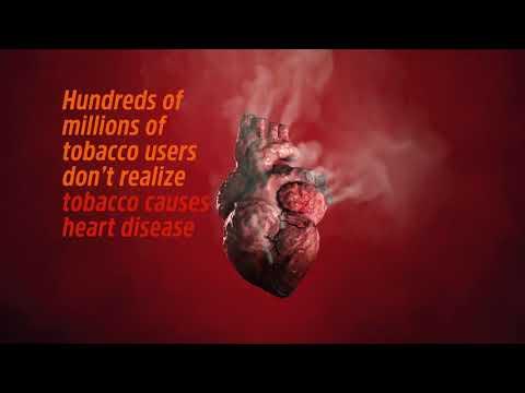 Tobacco breaks hearts - World No Tobacco Day 2018