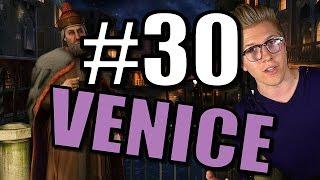 Civilization 5 - Venice Gameplay [43 Civ Mod Strategy] Brave New World - Part 30