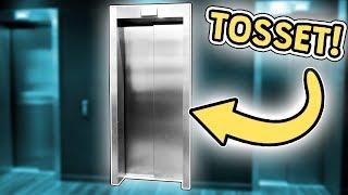 MÆRKELIGSTE ELEVATOR! - Dansk Roblox: The Normal Elevator