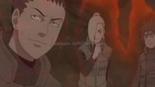 naruto hokage and ninja alliance vs ten tails and obito full fight hd