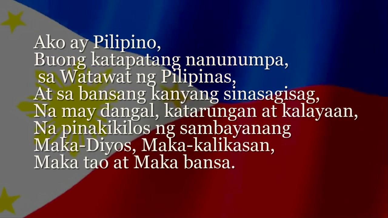 dating watawat ng Pilipinashyvä ensimmäinen viesti lähettää dating site