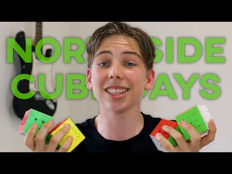 Mains + Goals For Northside Cube Days 2020 (Rubik's Cube Competition)