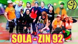 SOLA - MARA - ZIN 92 - ZUMBA