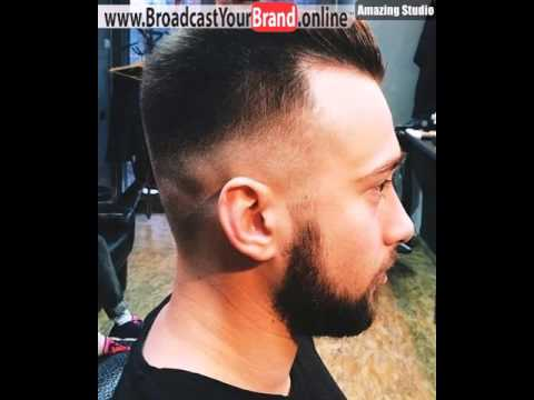 Short Flat Top With Mid Fade Youtube