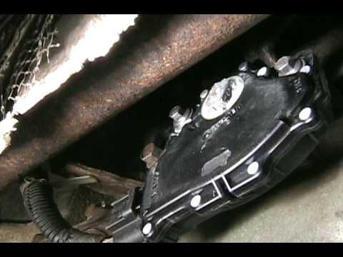1998 Ford Expedition Wiring Diagram Gm Parts Search Adjust Digital Transmission Range Sensor - Youtube