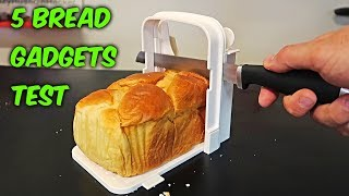 5 Bread Gadgets put to the Test thumbnail