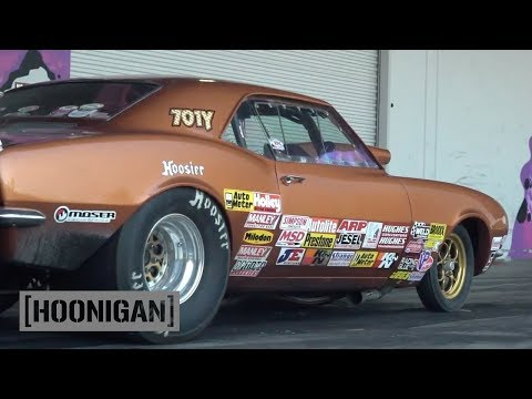 [HOONIGAN] Daily Transmission 013: Will it Wheelie? Darren Parson's 1967 Camaro