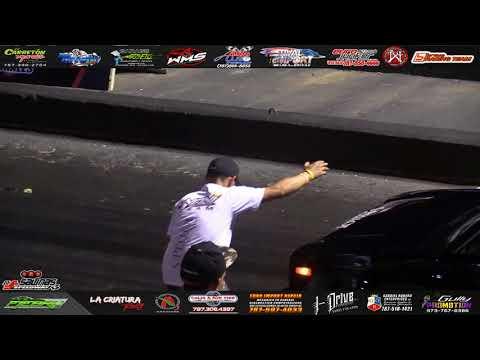 Video La Nani Racing New Record 13b Stock Chasis en Puerto Rico 6.93 @202mph