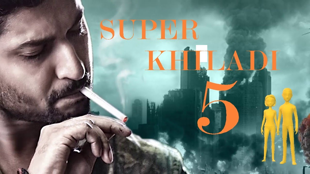 Download Super Khiladi 5   South indian dubbed movie   in hindi 2018