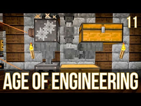 Fast Ore Processing | Age of Engineering | Episode 11