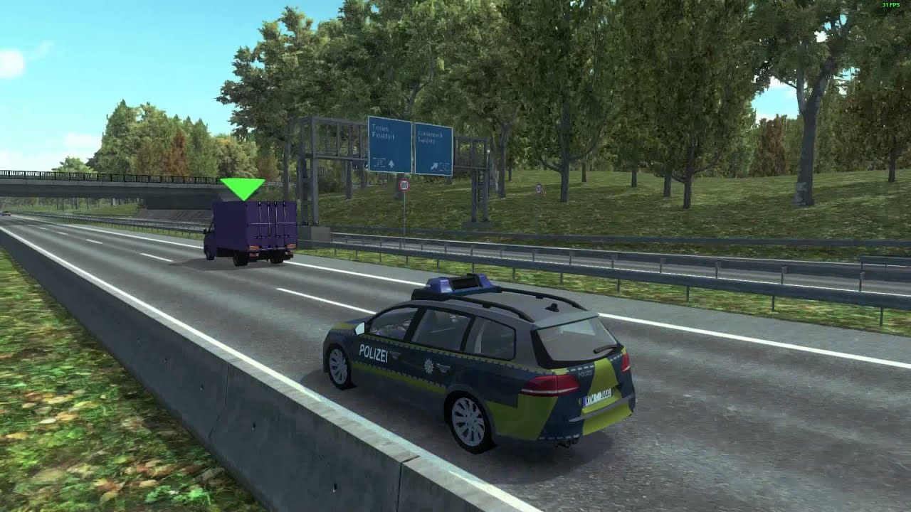 Autobahn Police Simulator Preview Youtube