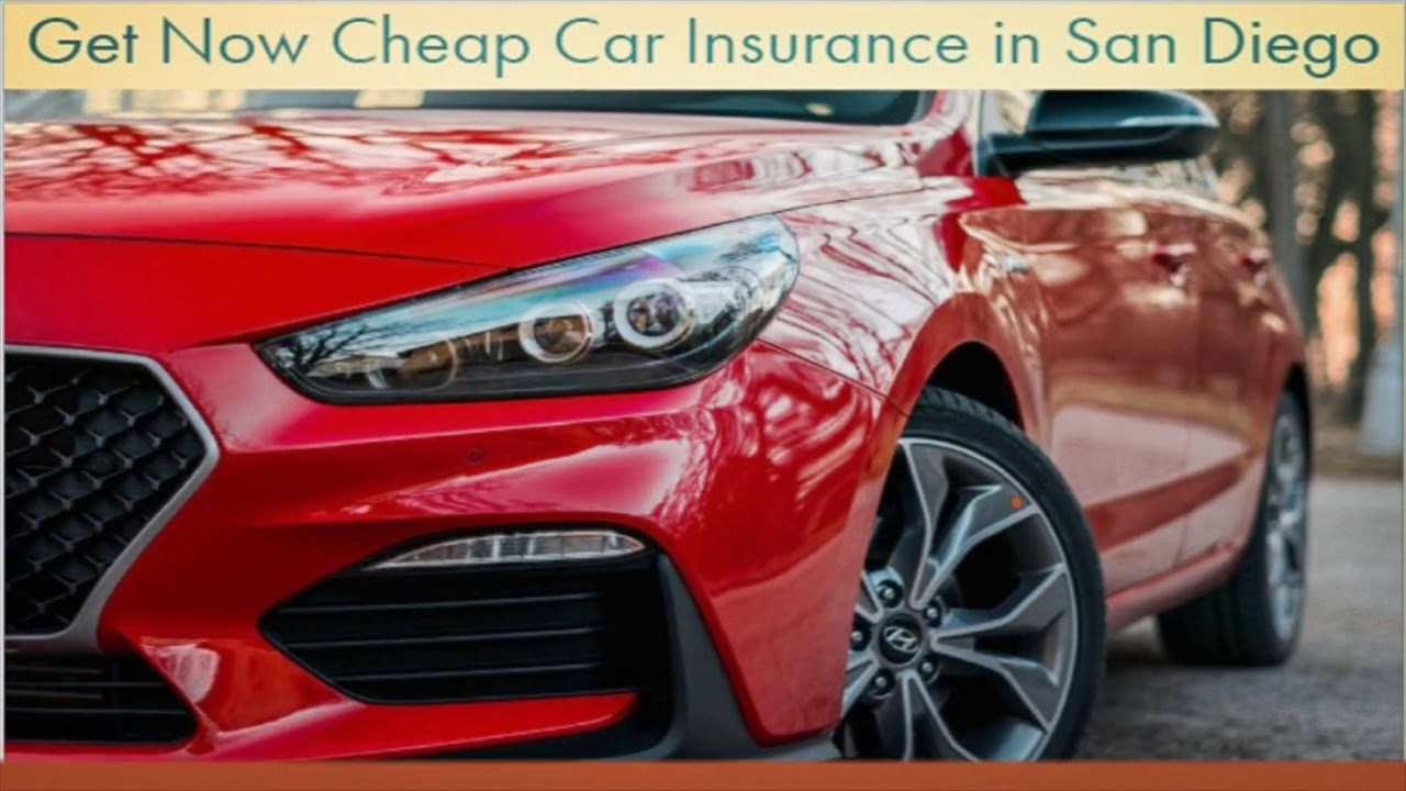 Get Now Cheap Auto Insurance in San Diego