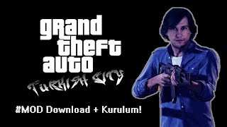 GTA Turkish City (San Andreas) - Mod Kurulumu ve Download!