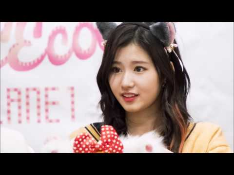 Happy Birthday Sana!  생일 축하해