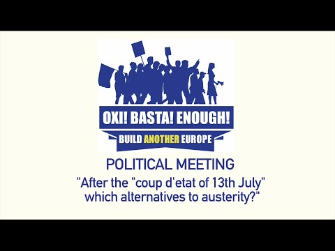 which alternatives to austerity