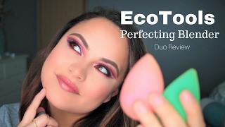 EcoTools Perfecting Blender Duo l Review l Eclipse Luna