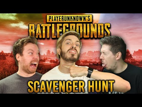 Free For All Scavenger Hunt | PlayerUnknown's Battlegrounds