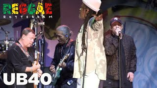 UB40 featuring Ali Campbell and Astro Live @ Reggae Rotterdam 2019 Full Show. !!!