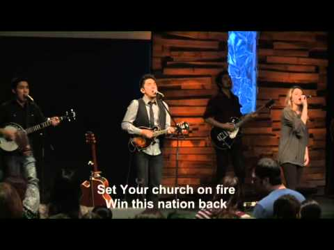 Build Your Kingdom Here (Rend Collective) - Crossroads Worship
