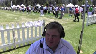 Billy Joe Tolliver  at the American Century Championship