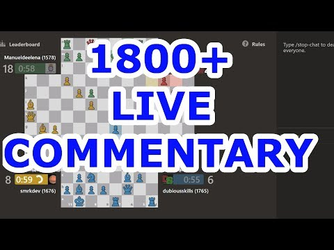 4 PLAYER CHESS COMMENTARY (EXPECT 1800+ GAMES FROM NOW ON) 1800+