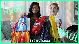 HUGE Collective Haul! (Urban Outfitters, F21, H&M, Macy's & MORE) Thumbnail