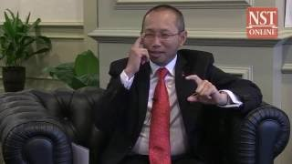 Up close with Datuk Seri Abdul Wahid Omar - Part 1