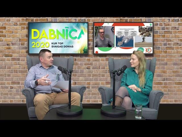 DABNĪCA 2020: Izveidota tiešsaistes Dabas un klimata skola jauniešiem