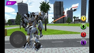 Robot Craft: Cube Sniper Exploration (By Omsk Games) Gameplay HD HD