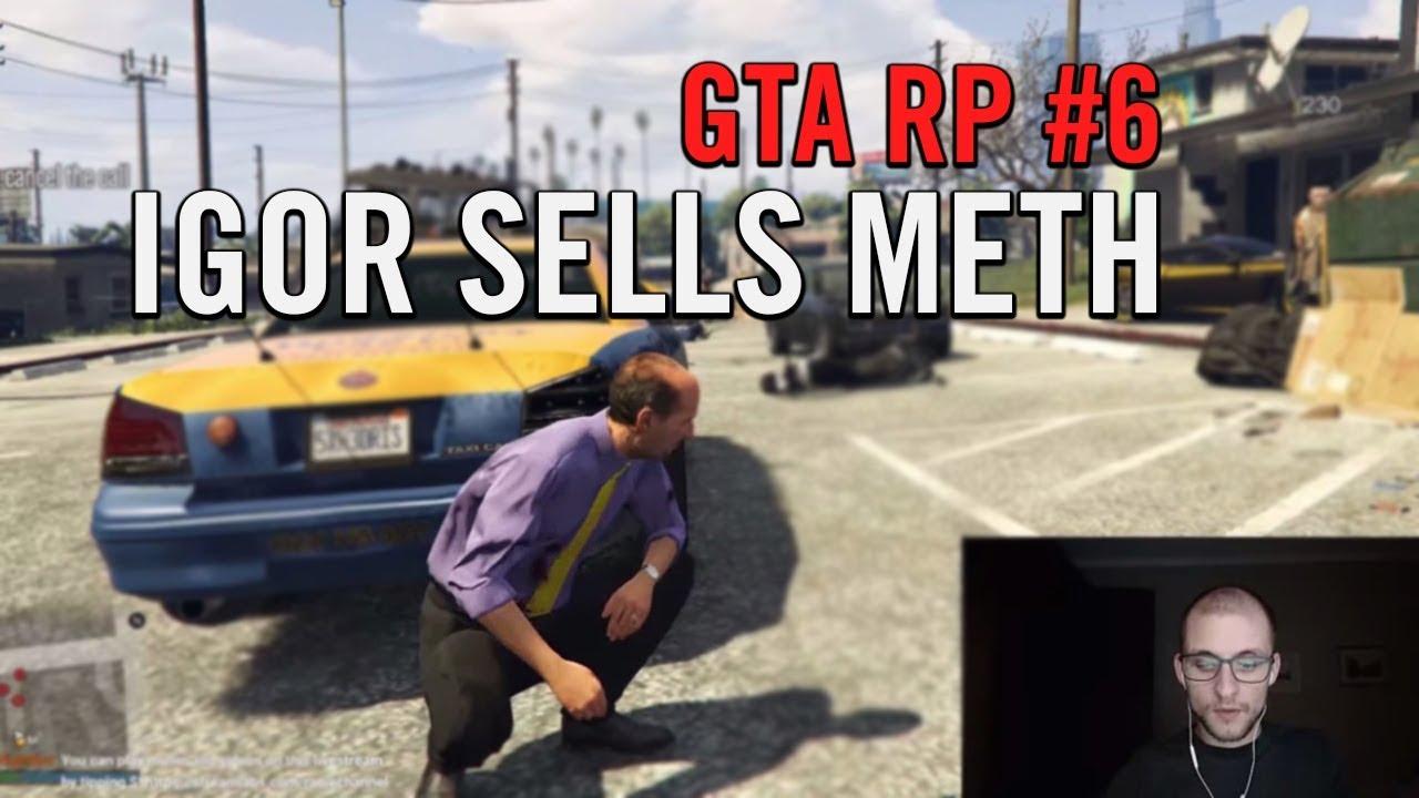 GTA 5 Roleplay - Igor & Artjom Sell Meth (SALRP)