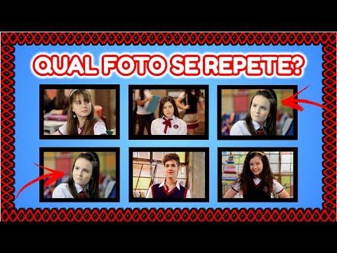 ENCONTRE A FOTO REPETIDA