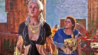 Assassin's Creed Odyssey #96: A Mitologia é Criativa? (DLC)