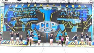#2 Apostolica's CHEERLEADERS COP 2011 in Puerto Vallarta