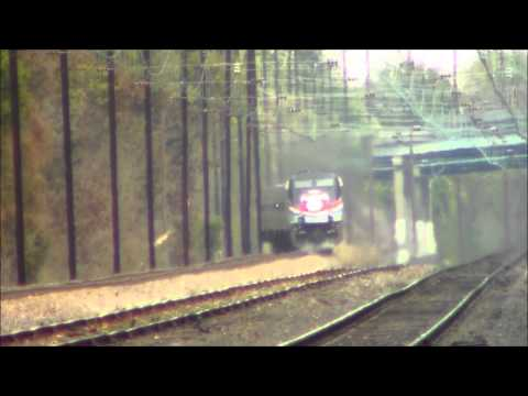The Pennsylvanian train 43 and Amtrak Heritage unit #822 Part 11