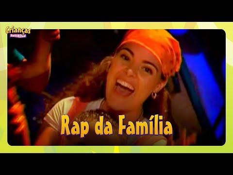 Rap Da Família | DVD Crianças Diante do Trono | Crianças Diante do Trono