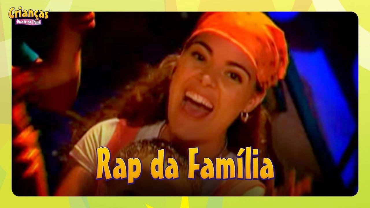 Rap Da Família - Crianças Diante do Trono