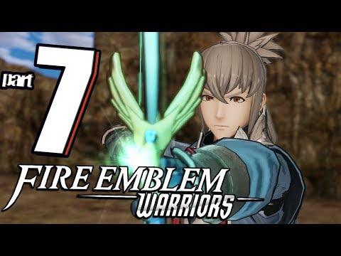 Fire Emblem Warriors - Walkthrough Part 7 Hoshidan Prince (English) Co op Gameplay
