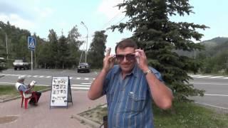 Алма-Ата. Поездка на Медео. Июль 2012