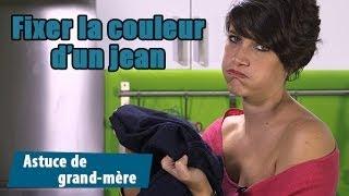 comment laver jean qui déteint