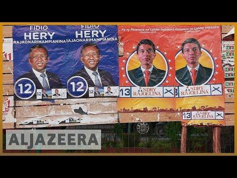 🇲🇬Madagascar elections: Voters head to polls to elect next president l Al Jazeera English
