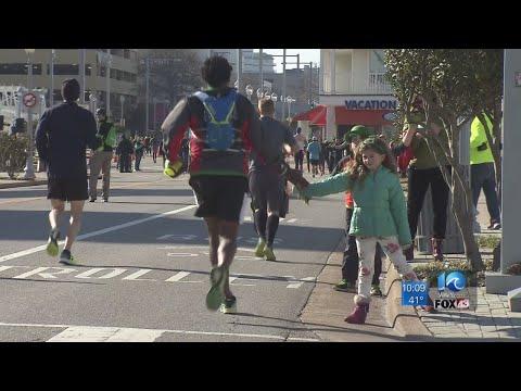 2018 Shamrock Marathon Takes Over Va. Beach