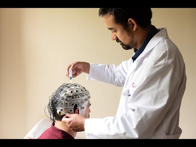 ¿Cómo es una sesión de neuromodulación no invasiva para la depresión, fibromialgia o dolor?