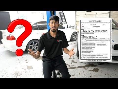 Should You Purchase Used Car Warranty?
