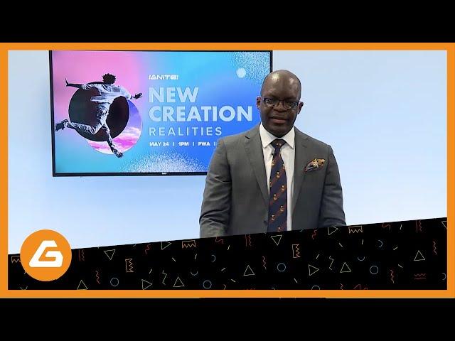 Ignite Church - New Creation Realities Pt. 1