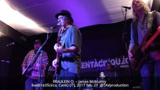 Watch James Mcmurtry Fraulein O video