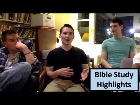 Bible Study Highlights