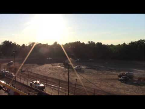 Butler Motor Speedway Street Stock Heat #1 7/16/16