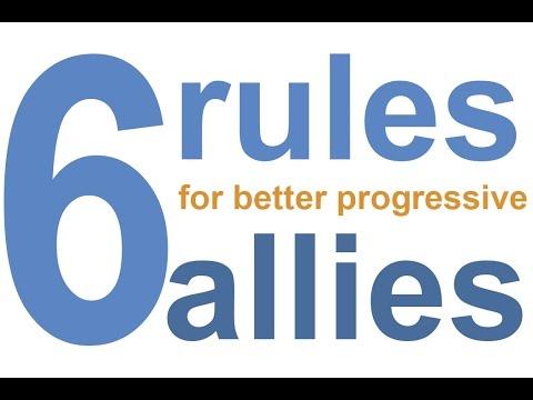 Live! How to be Better Progressive Allies! #BlackLivesMatter, Bernie Sanders