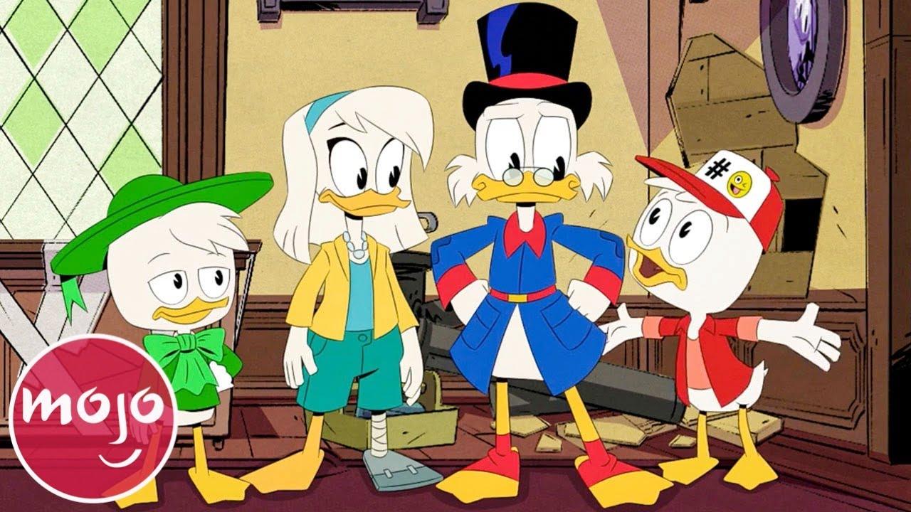 Top 10 Best Moments in DuckTales (2017)